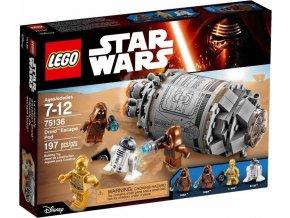 LEGO Star Wars 75136 Únikový modul pro droidy