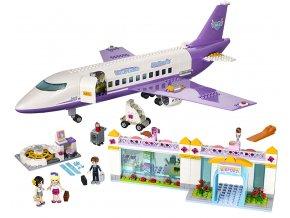 LEGO Exclusive 41109 Letiště v městečku Heartlake