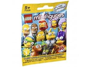 LEGO Minifigures 71009 Minifigurky: Simpsonovi – 2. série