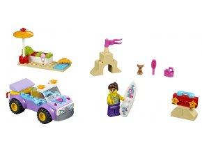LEGO Juniors 10677 Výlet na pláž
