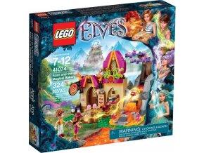 LEGO Elves 41074 Azari a kouzelná pekárna