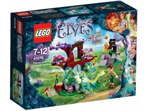 LEGO Elves 41076 Farran a křišťálová jáma