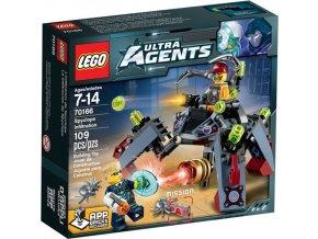 LEGO Ultra Agents 70166 Nájezd Spyclopse
