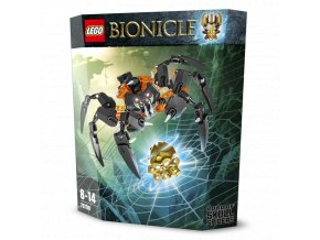 LEGO Bionicle 70790 Pán pavouků-lebkounů