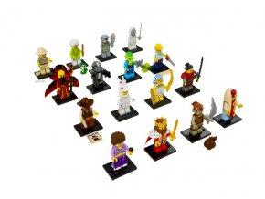 LEGO Minifigures 71008 Minifigurky – 13. série