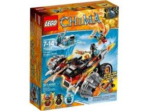 LEGO Chima 70222 Tormakův ohnivák