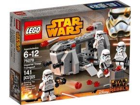 LEGO Star Wars 75078 Imperial Troop Transport (Přepravní loď Impéria)