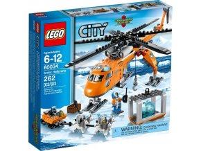 LEGO City 60034 Polární heli-jeřáb