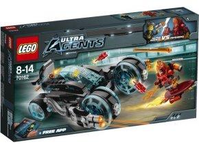 LEGO Ultra Agents 70162 Pekelné přepadení