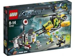 LEGO Ultra Agents 70163 Toxikitovo toxické rozpuštění