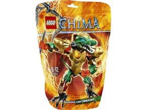 LEGO Chima 70207 CHI Cragger - Oheň