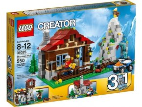 LEGO Creator 31025 Horská bouda