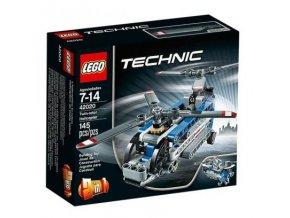 LEGO Technic 42020 Helikoptéra se dvěma rotory
