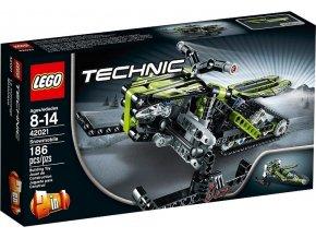 LEGO Technic 42021 Sněžný skútr