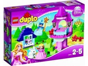 LEGO DUPLO 10542 Pohádka o Šípkové Růžence
