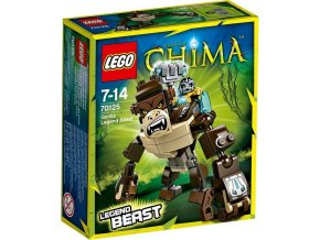LEGO Chima 70125 Gorila - Šelma Legendy