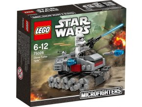 LEGO Star Wars 75028 Turbo tank Klonů