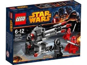 LEGO Star Wars 75034 Death Star Troopers (Troopeři hvězdy smrti)