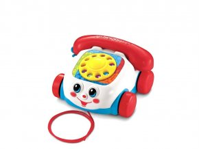 Fisher-Price tahací telefon