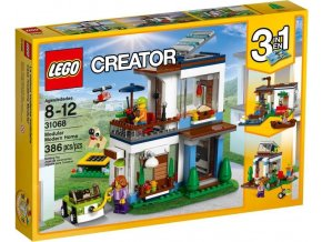 LEGO Creator 31068 Modulární moderní bydlení