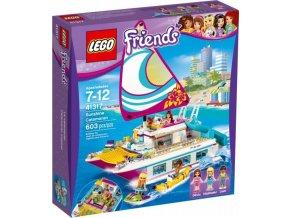 LEGO Friends 41317 Katamarán Sunshine
