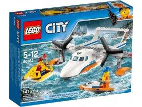 LEGO City 60164 Záchranářský hydroplán