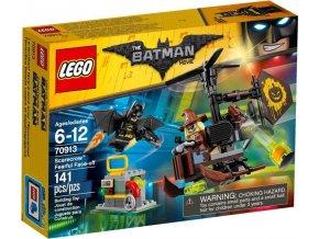 LEGO Batman Movie 70913 Scarecrow a jeho strašlivý plán