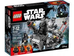 LEGO Star Wars 75183 Přeměna Darth Vadera