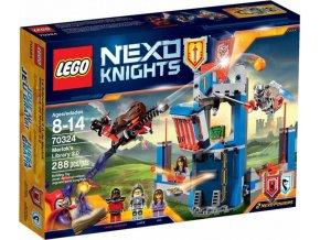 LEGO Nexo Knights 70324 Knihovna Merlok 2.0