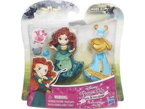 Disney Princess Mini panenka s doplňky assort