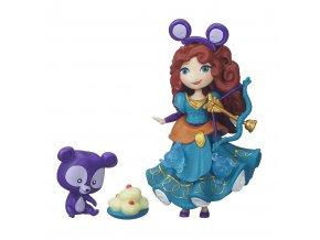 Disney Princess Mini princezna s kamarádem asst