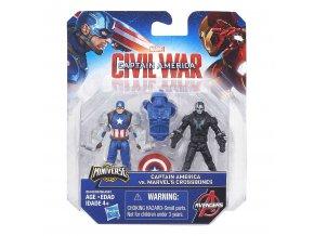 Captain America 2 FIG TEAM VS TEAM