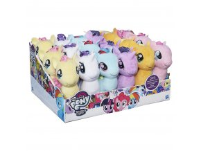"""My Little Pony 12cm plyšový poník """"s potiskem hřívy"""" asst"""