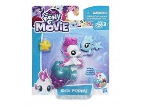 My Little Pony Mini pony s přísavkou a doplňky asst