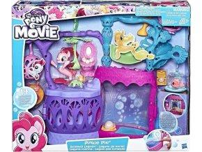 My Little Pony Svítící podmořský hrací set s bublifukem
