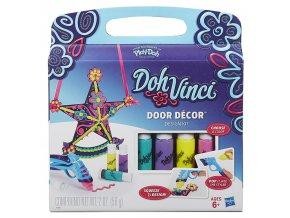 Play Doh DOHVINCI DEKORACE K ZAVĚŠENÍ