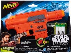 Star Wars S1  Seal Communicator Green Blaster