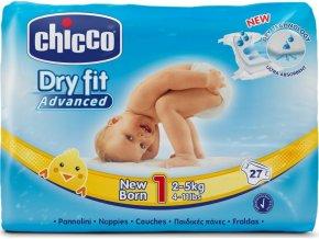 Plenky Chicco Newborn 27 ks
