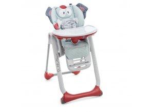 Židlička jídelní Polly 2 Start - BABY ELEPHANT
