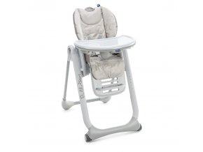 Židlička jídelní Polly 2 Start - CARAMEL