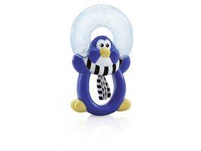 Kousátko chladivé s gelem tučňák 1ks, 3m+