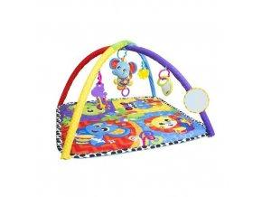 Playgro Hrací deka džungle