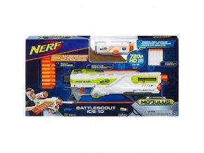 hasbro nerf n strike elite modulus battlescout ics 10 blaster