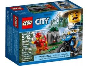 LEGO City Police 60170 Terénní honička