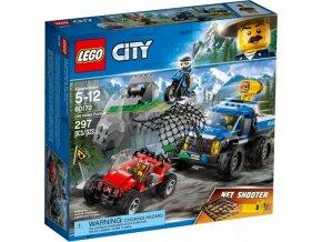 LEGO City 60172 Honička v průsmyku