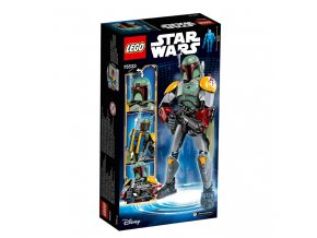 LEGO Constraction Star Wars 75533 Boba Fett™