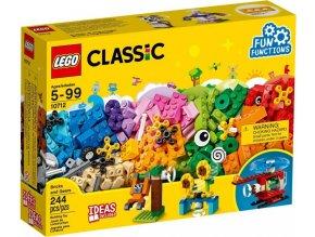 LEGO Classic 10712 Kostky a ozubená kolečka