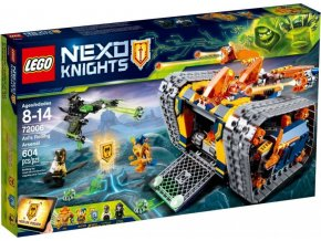 LEGO Nexo Knights 72006 Axlův arzenál na kolečkách