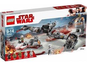 LEGO Star Wars TM 75202 Obrana planety Crait™