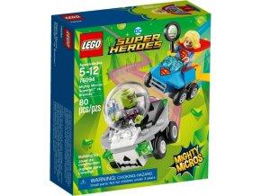 LEGO Super Heroes 76094 Mighty Micros: Supergirl™ vs. Brainiac™